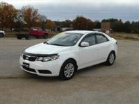 2012 KIA FORTE Sedan EX Our Location is: Carlock Toyota