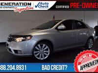 Forte SX and 2012 Kia Forte. Gasoline! Power To