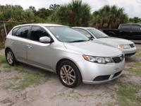 CARFAX One-Owner. Clean CARFAX. Silver 2012 Kia Forte