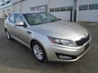 CLEAN CARFAX, ONE OWNER, and KIA CERTIFIED. 8-Way Power