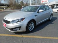 This 2012 Kia Optima LX might just be the sedan you've