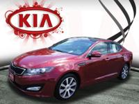 2012 Kia Optima 4 Dr Sedan SX Turbo Our Location is: