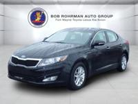 2012 KIA Optima 4dr Car Our Location is: Fort Wayne