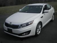 2012 KIA OPTIMA 4dr Car EX Our Location is: Nelson GR
