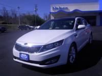 2012 Kia Optima 4dr Car EX Our Location is: Nelson