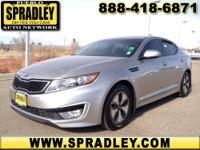 2012 Kia Optima 4dr Car EX Hybrid Our Location is: