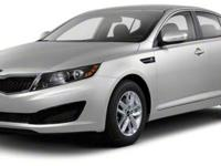 2012 Kia Optima LX, Titanium Metallic/Gray, V4 2.4L