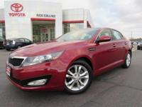 This is a lot car for the money!! This 2012 Kia Optima