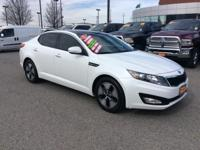 Dishman Dodge is excited to offer this 2012 Kia Optima.