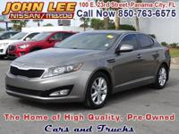 Only 83,178 Original Miles!!  This 2012 Kia Optima EX