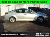 Recent Arrival! 2012 Kia Optima EX CARFAX One-Owner.