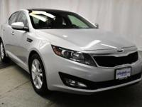Looking for a clean, well-cared for 2012 Kia Optima?