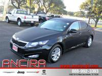 2012 KIA Optima FWD Sedan (4 Door) 4DR SDN SX Our