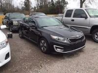 Options:  2012 Kia Optima Hybrid Lx 4Dr