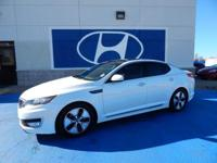 We are excited to offer this 2012 Kia Optima. Only the