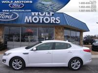 Exterior Color: white, Body: Sedan, Engine: 2.4L I4 16V