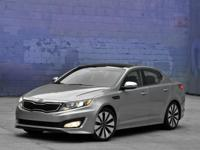 2012 Kia Optima LX 2.4L I4 DOHC  Clean CARFAX. KBB Fair