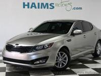 2012 Kia Optima LX. Why wait? Call today for a test