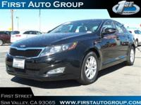 Look at this 2012 Kia Optima LX. Its Automatic