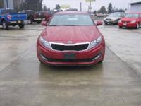 2012 Kia Optima Sedan LX Our Location is: Value Ford -