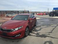 This 2012 Kia Optima SX is proudly offered by Crain