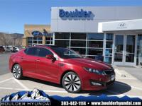 Gently used. Low miles mean barely used.Kia's Optima