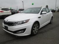 Options:  2012 Kia Optima Sx 6-Speed Automatic|Am/Fm