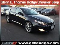 Come see this Kia Optima! This 2012 Optima SX is rated