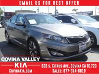 SPRING SAVINGS EVENT! Optima Recent Arrival! Titanium