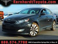 We are pleased to offer you this 2012 Kia Optima SX
