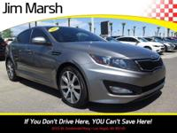 Experience driving perfection in the 2012 Kia Optima!