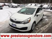 Options:  2012 Kia Rio Ex|Affordable Transportation