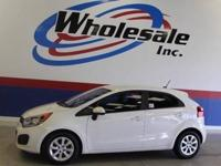 2012 Kia Rio LX For Sale.Features:Front Wheel Drive,