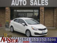 Options:  2012 Kia Rio Lx|The Carfax Buy Back Guarantee