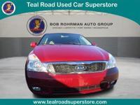Options:  Front Wheel Drive|Power Steering|4-Wheel Disc
