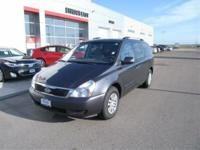 Exterior Color: gray, Body: Mini-van, Passenger,