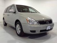 This outstanding example of a 2012 Kia Sedona LX SUPER