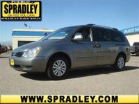 This Mini-van, Passenger is hot! This 2012 Kia Sedona
