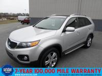 Check out this gently-used 2012 Kia Sorento we recently