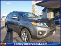 Kia Sorento EX 2012 Titanium Silver New Price! Backup