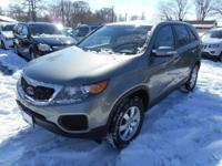 AWARD WINNING!!! Here is a 2012 Kia Sorento LX with