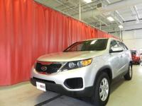 Say hello to your next family SUV! We at Alderman's Kia