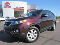 Great Family vehicle at an afforadable price! This 2012