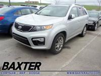 EPA 24 MPG Hwy/18 MPG City! SX trim, Bright Silver