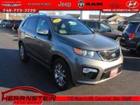 Back-Up Camera, GPS / Navigation, Bluetooth, Sorento