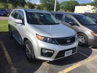 Looking for a clean, well-cared for 2012 Kia Sorento?