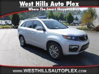 SORENTO SX 4D SUV AWD  Options:  Sunroof