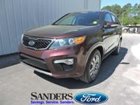 This Kia Sorento has a dependable Gas V6 3.5L/212
