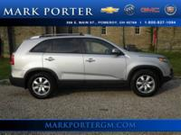 2012 KIA SORENTO WAGON 4 DOOR AWD 4dr I4-GDI LX Our
