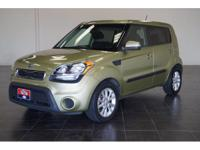 This Green 2012 Kia Soul Soul might be just the 5 dr